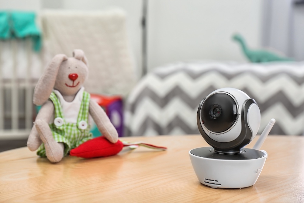 how does a nanny cam work