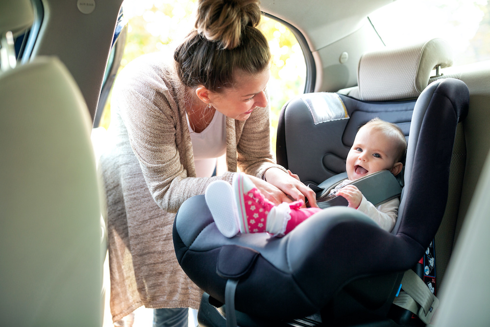 what to do with old car seats